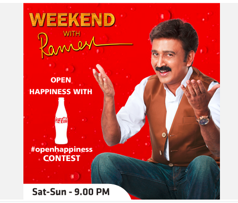 Zee Kannada's Weekend with Ramesh